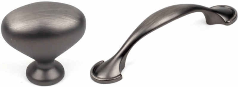 Option Of The Month  Pewter Cabinet Hardware February 2015