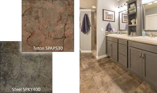 Option Of The Month  New NAFCO Floor Colors