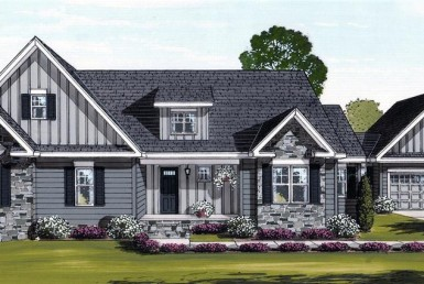 Oakdale II Bonus Ranch Modular Home
