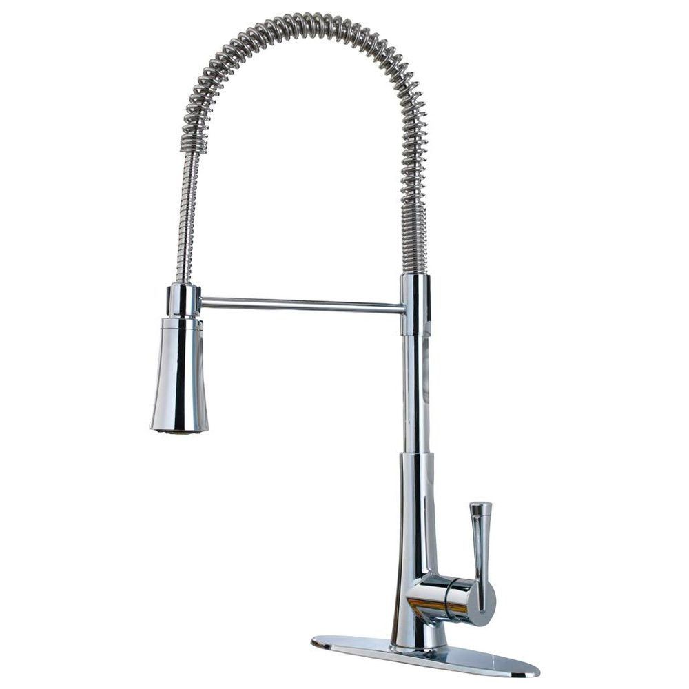 Kitchen Faucet LG529-MCC Chrome