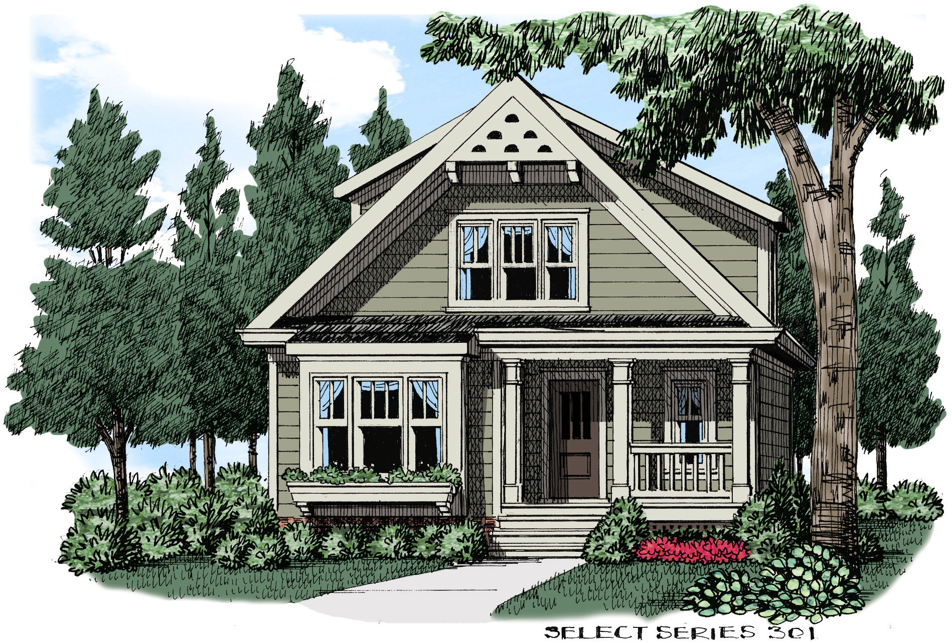 Architectural home plans » ritz craft home plans | Victorian home plans