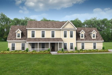 Chatham 5748 - Two Story - Modular Home Floor Plan