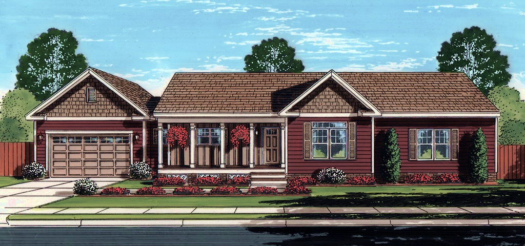 Deerfield ranch archived modular home db homes for Db ranch