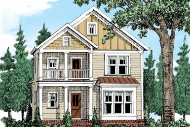 Glendale - Two Story - Modular Home Floor Plan