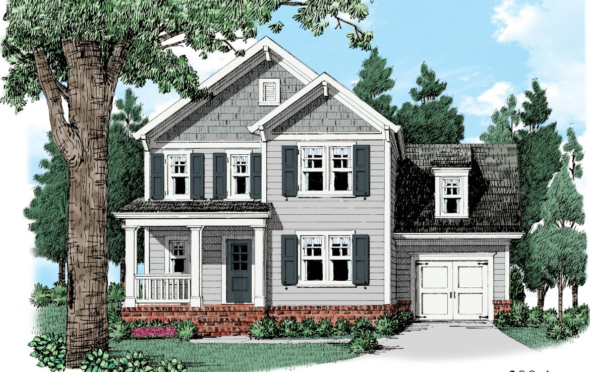Independence - Two Story - Modular Home Floor Plan