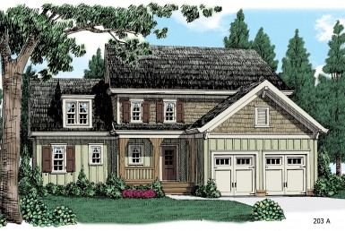 Medina - Two Story - Modular Home Floor Plan