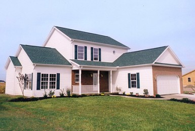 Montpelier 3006 - Two Story - Modular Home Floor Plan
