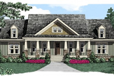 Sorrento - Cape Cod - Modular Home Floor Plan
