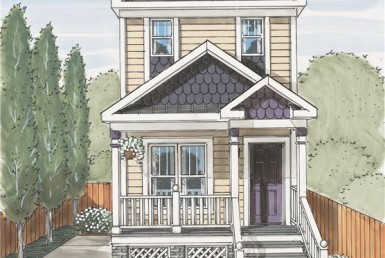 Camelot Two Story - Two Story - Modular Home Floor Plan