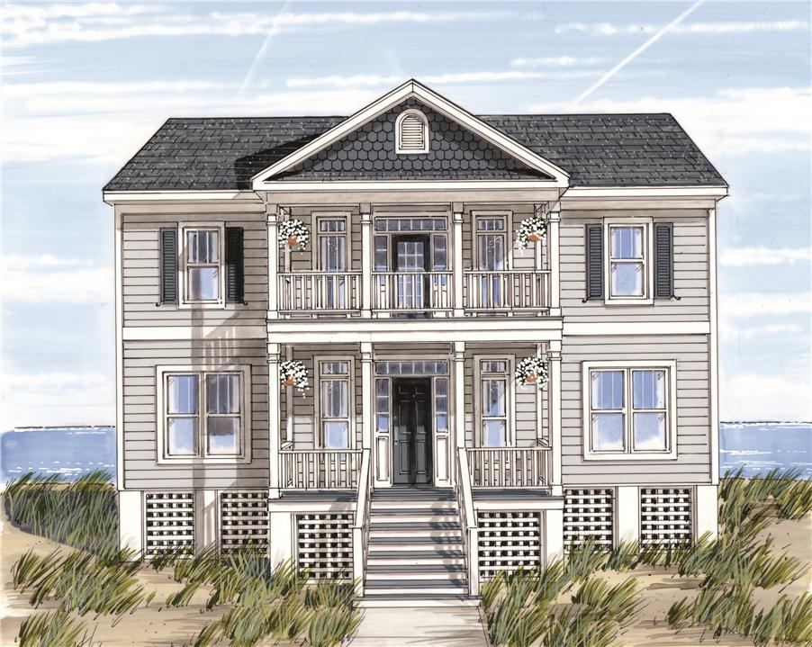 Crown Pointe Two Story - Two Story - Modular Home Floor Plan