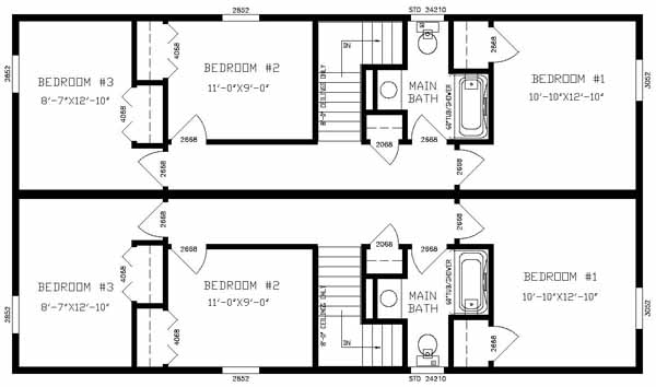1s99r2 as well Home Plan 20944 moreover Floor Plan Oak further Ideas 13 Mountain Ranch Style Home Plans Texas Limestone Afb79aee6493cf54 together with Fp 09 Se Tradewinds X4686T. on american dream modular homes