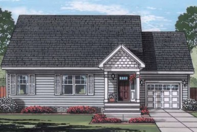 Journey - American Heritage - Cape Cod - Modular Home
