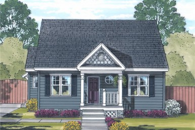 New London II - American Dream - Cape Cod - Modular Home