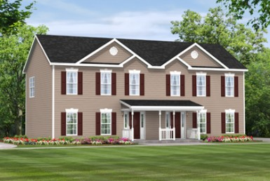 Northumberland - Duplex & Townhouse - Modular Home Floor Plan