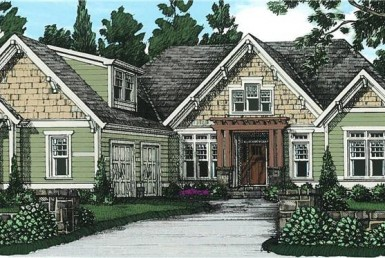 Palmetto II - Ranch - Modular Home Floor Plan