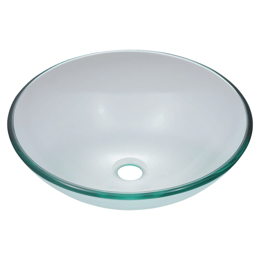 Vessel Sink Clear 601