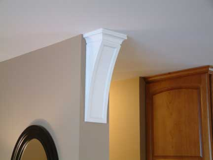 Interior Decorative Accent Features Home Options Db Homes