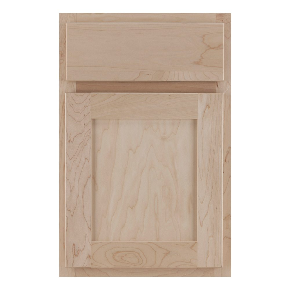 Haywood Maple 5 PC Shaker Standard Overlay