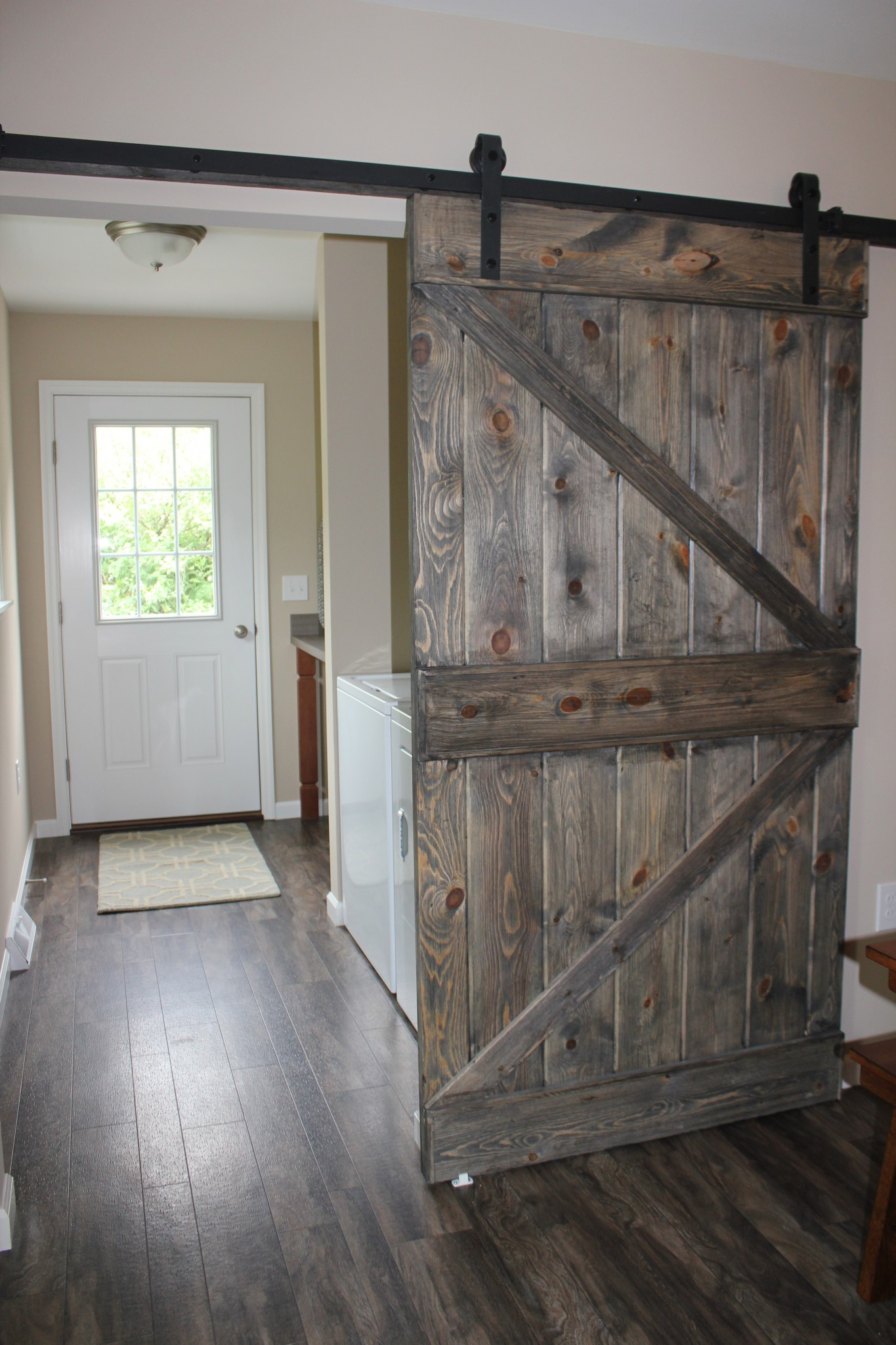 Greystone - Barn Door