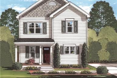 Anson Floor Plan - Homestead