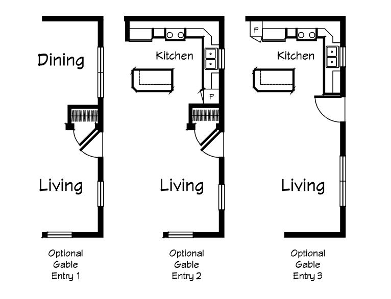 Evergreen - Homestead - Optional Floor Plans
